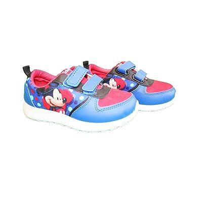 newest collection reputable site nice shoes Basket à Scratch Garçon - Mickey: Amazon.fr: Chaussures et Sacs