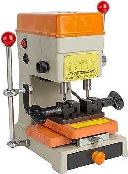 Máquina de corte de llaves Herramienta de cerrajería de máquina de ...