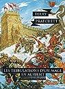 Les Annales du Disque-Monde, Tome 17 : Les Tribulations d'un mage en Aurient par Pratchett