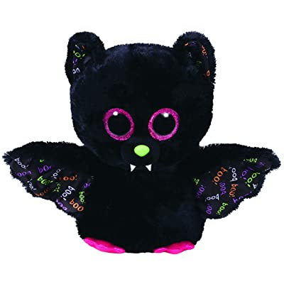 TY Beanie BOOS Plush - Dart the Bat, Medium: Toys & Games