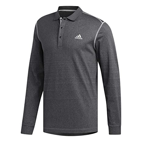 adidas Long Sleeve Thermal Polo, Hombre: Amazon.es: Deportes y ...
