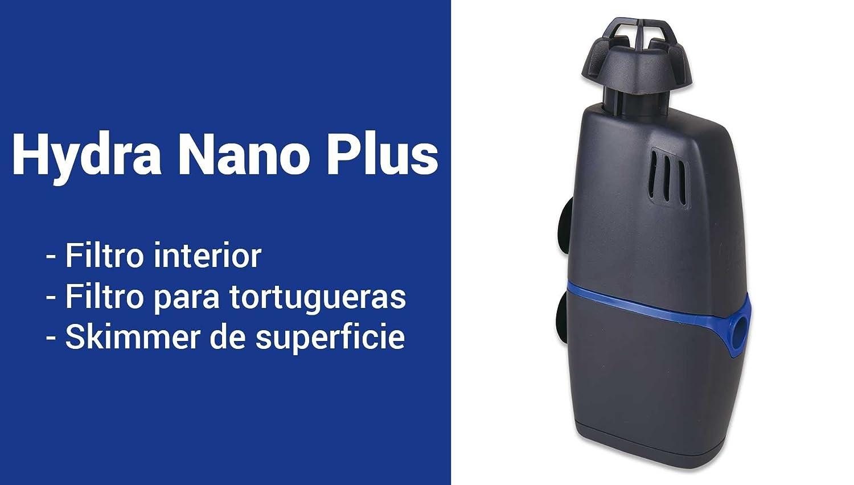 ICA HYN Filtro Interior Hydra Nano Plus: Amazon.es: Productos para mascotas