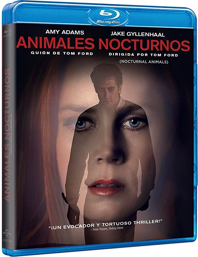 Nocturnal Animals 2016 BluRay 720p 740MB ( Hindi – English ) ESubs MKV