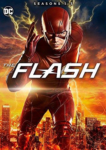 Flash Season 1 3  Blu Ray