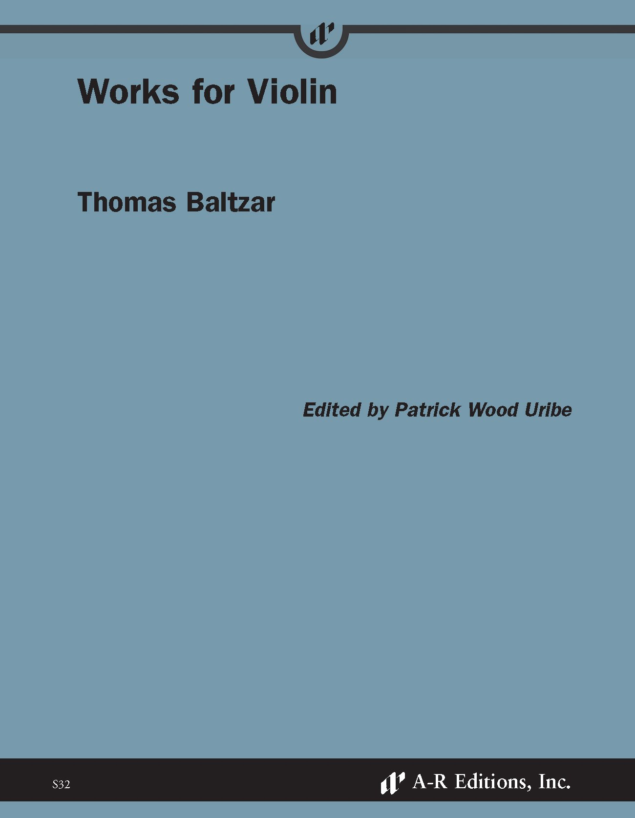 Works for Violin, S32 pdf