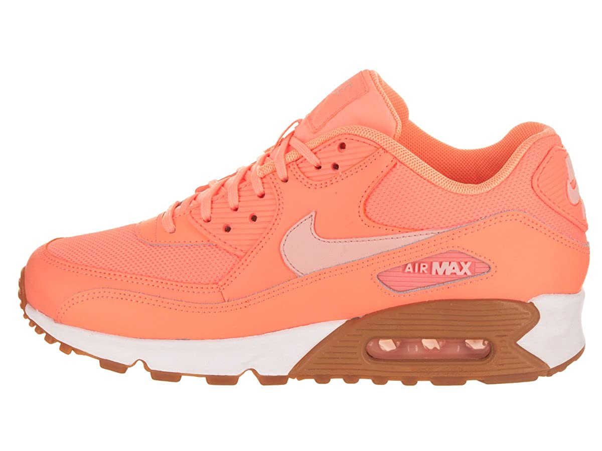 Nike Shoes WMNS Air Max 90 CoralPinkBrown Size: 36.5