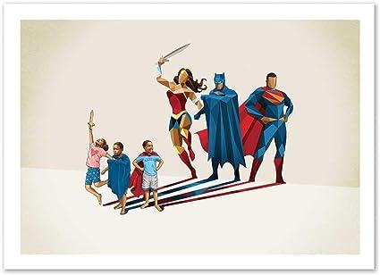 WALL EDITIONS Art-Poster - Trinity - Jason Ratliff - Format : 50 x 70 cm:  Amazon.fr: Cuisine & Maison
