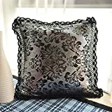 Classical-style hug pillowcase/Office of cotton and linen cushion/PP cotton back cushion/pillowcase for sofa and bed -A 30x50cm(12x20inch)VersionA