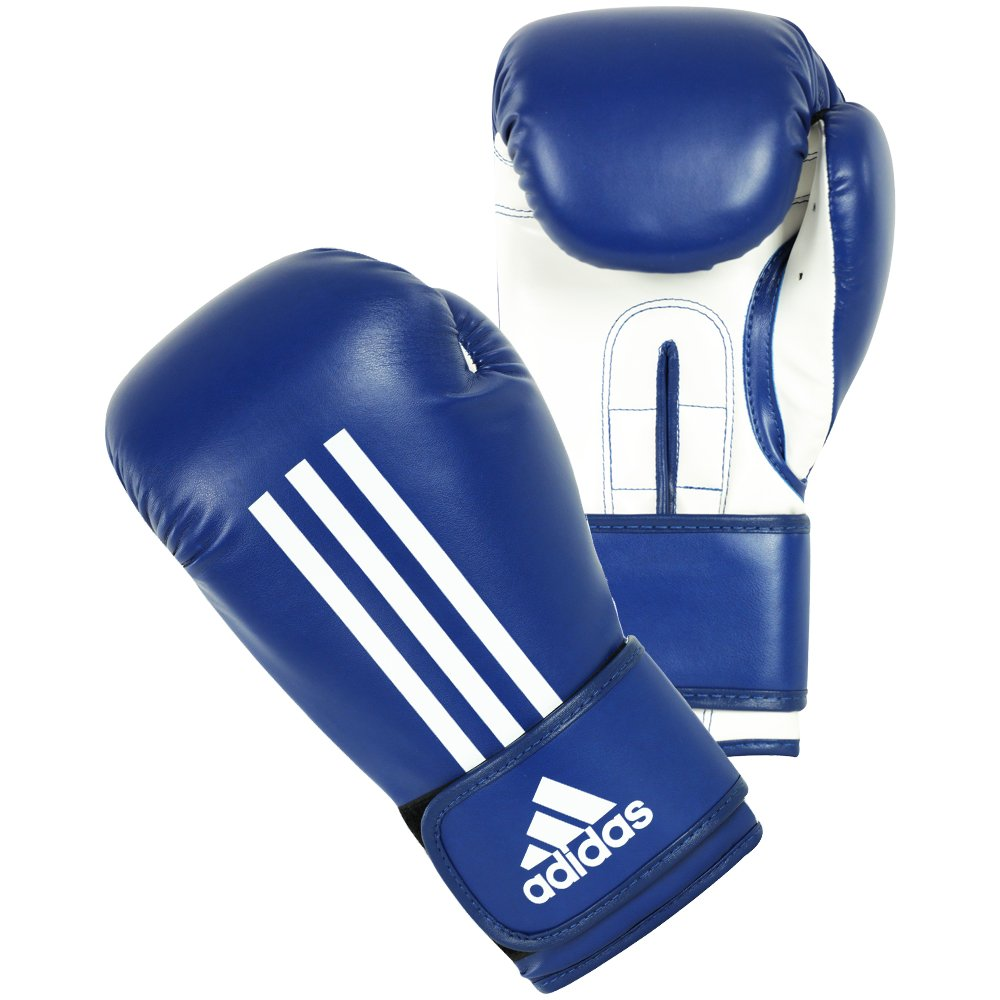Adidas Boxing Gloves Energy 100 Blue 8oz ADIEBG100