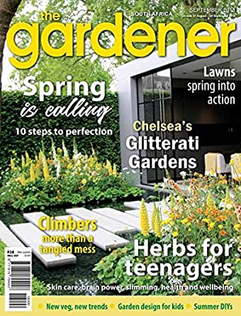 Amazon com: The Gardener Magazine: Kindle Store