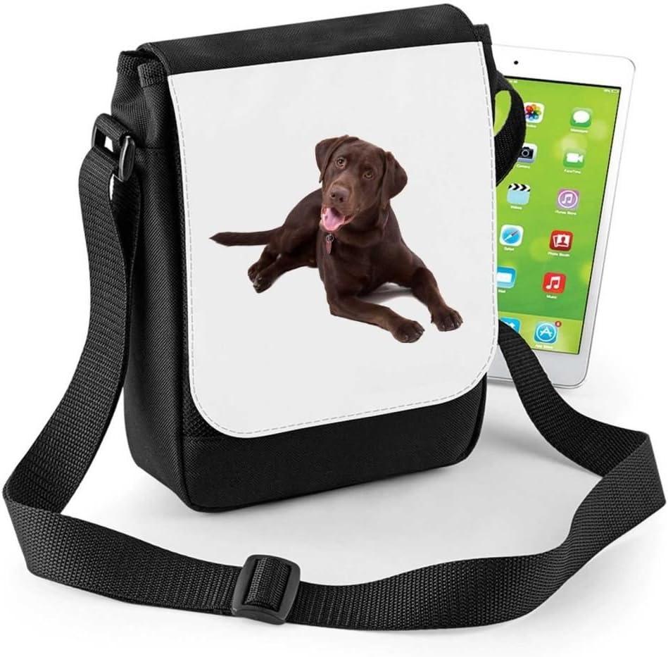 Tribal T-Shirts Chocolate Labrador Tablet or Ipad Mini Compatible Digital Reporter Bag