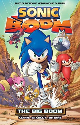 Download PDF Sonic Boom Vol. 1