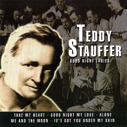 (CD Album Teddy Stauffer, 22 Tracks Original Teddies)
