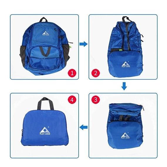 d44c29852da1 Amazon.com : Liperkin 20L Nylon Ultra Lightweight Packable Backpack ...