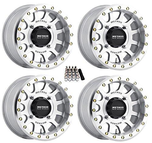 Method 401 Beadlock UTV Wheels/Rims Machined 14
