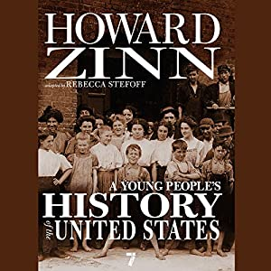 A Young People's History of the United States Audiobook