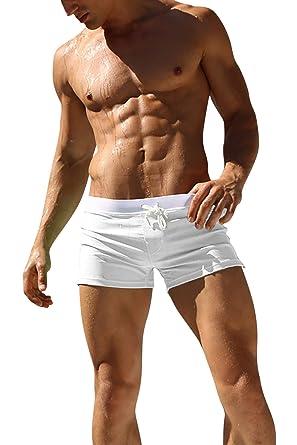 Super remise vraie qualité modèle unique Dolamen Homme Maillot de Bain, 2018 Short de Bain Homme Pant ...