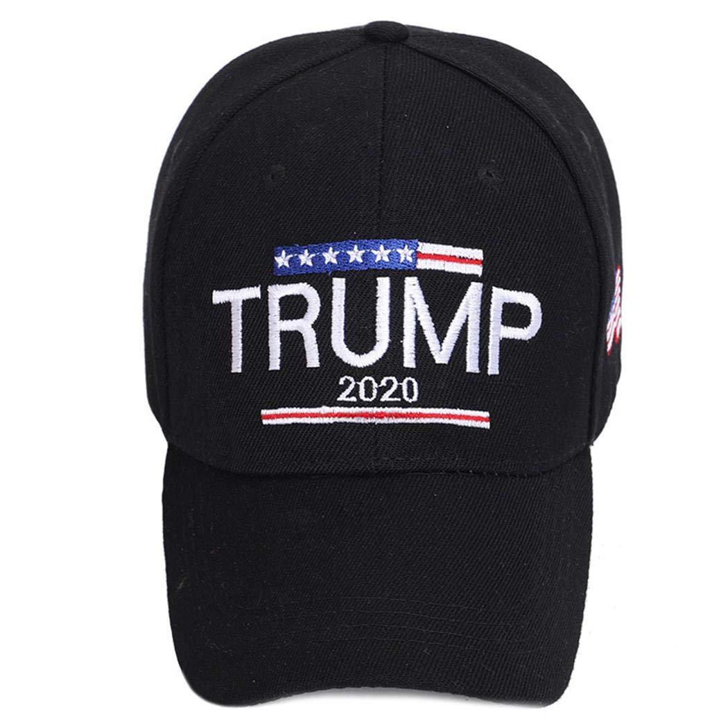 Muilek Women Men Baseball Cap Letter Embroidered Casual Adjustable Sun Hat Baseball Caps