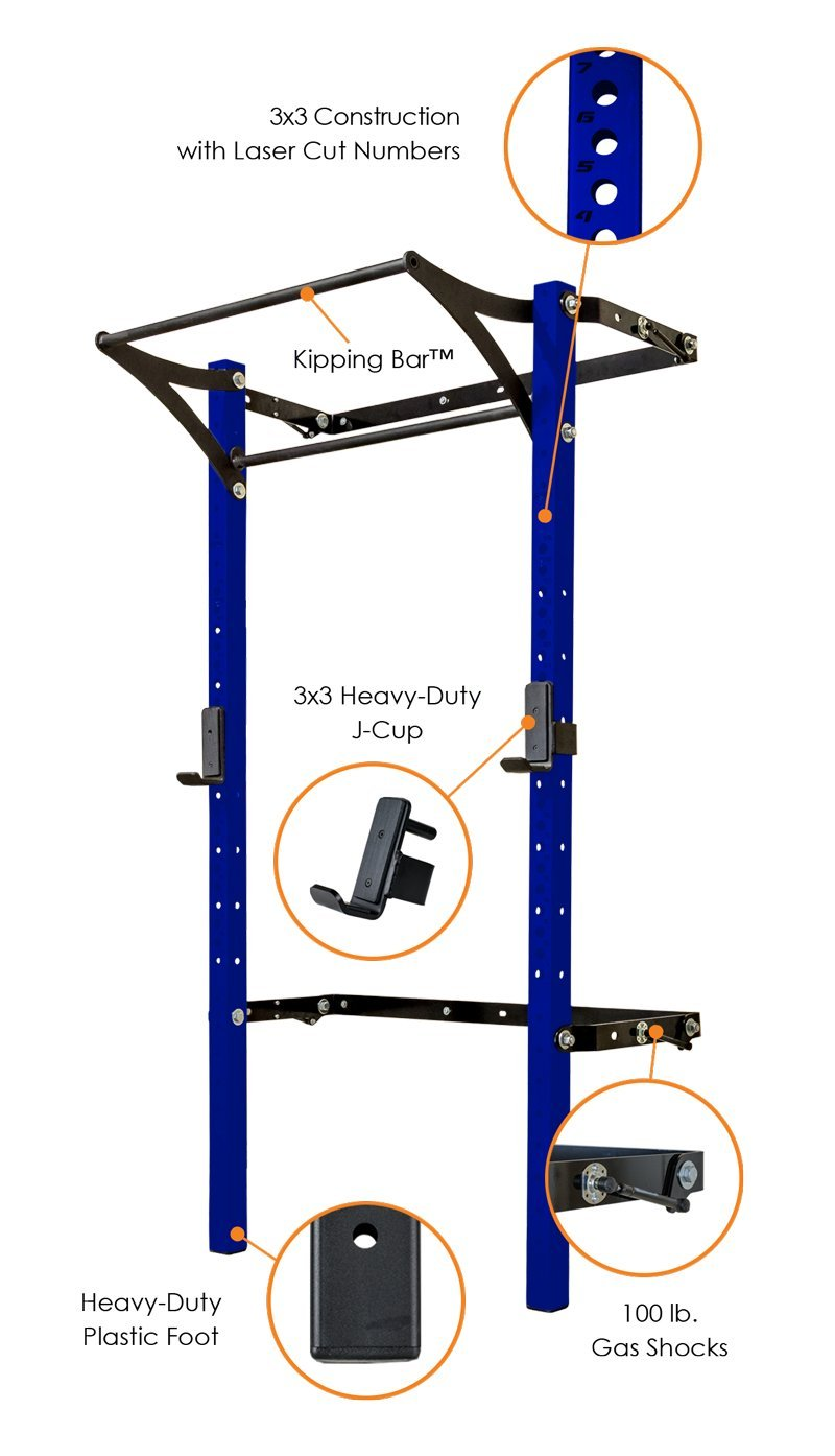 PRX Performance Profile Rack