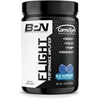 Bare Performance Nutrition, Flight Pre Workout, Energy, Focus & Endurance, Formulated with Caffeine Anhydrous…