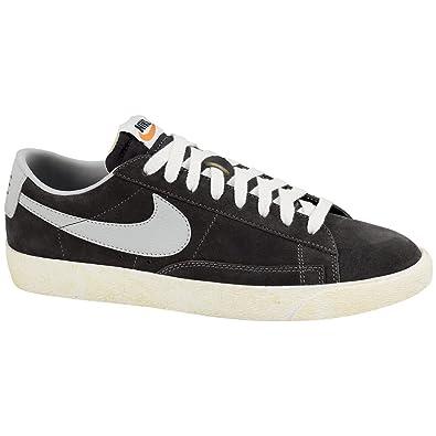 innovative design dd319 f5c61 Nike BLAZER LOW PRM VNTG SUEDE 538402-001-45 - 11 Gris Amazon.co.uk Shoes   Bags