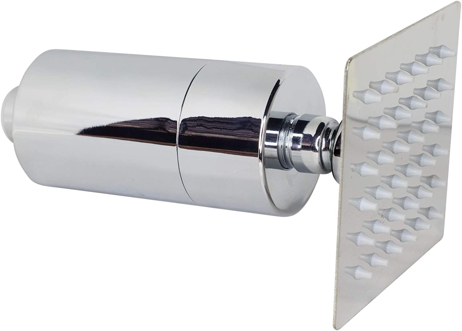 Barclay's Buys Better Home Goods Filtered Shower Head - Multi Stage Water Filter- Reduce Chlorine & Heavy Metals - Improve Dry Skin & Hair: 4 inch Rain Shower Head: