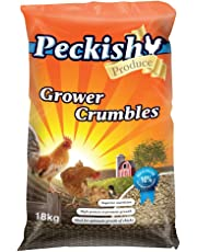Peckish Poultry Grower Crumbles, 18kg