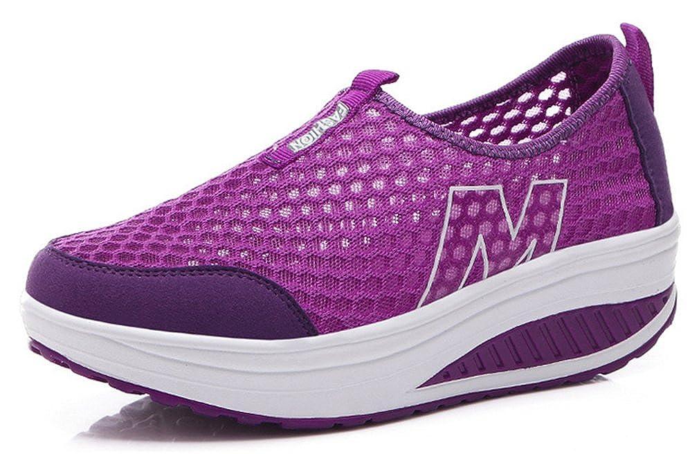 NEWZCERS Chaussures D'Athlétisme Pour Femme