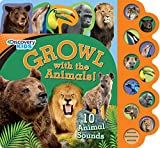 Best Parragon Books Books Kids - Discovery Kids 10 Button: Growl with the Animals! Review