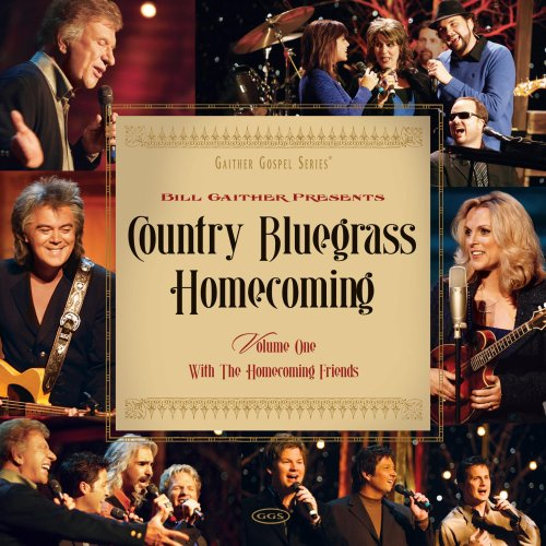 Country Bluegrass Homecoming, Vol. 1 by Capitol Christian Distribution