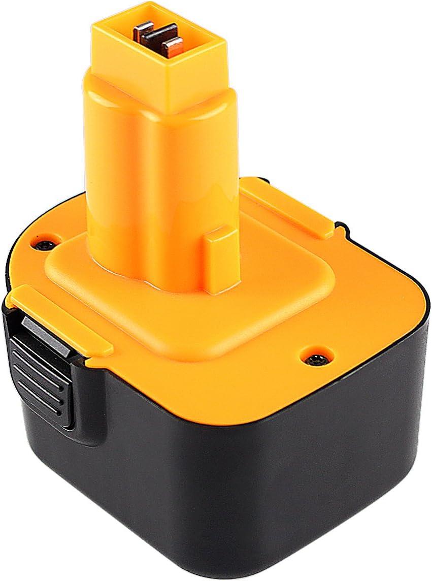 Reoben 12V 3.0Ah NIMH batería de herramienta para Dewalt DE9074 DE9075 DE9071 DE9501 DE9037 DE9072 DW9071 DW9072
