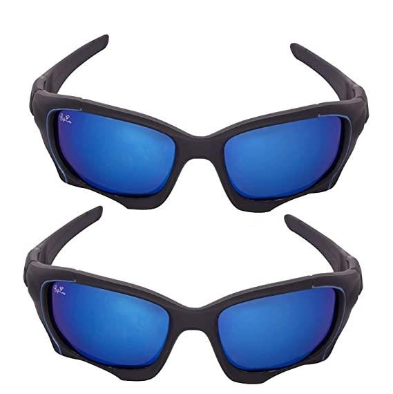 Buy Style Eva Combo Pack Sport Goggles Bike Riding Sunglasses For Men &  Women - Pack Of 2 at Amazon.in