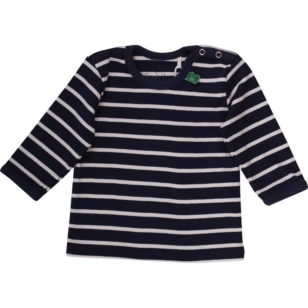 Fred's World by Green Cotton Stripe L/Sl T Baby T-Shirt 1512038001