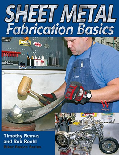 Sheet Metal Fabrication Basics (Biker Basics)