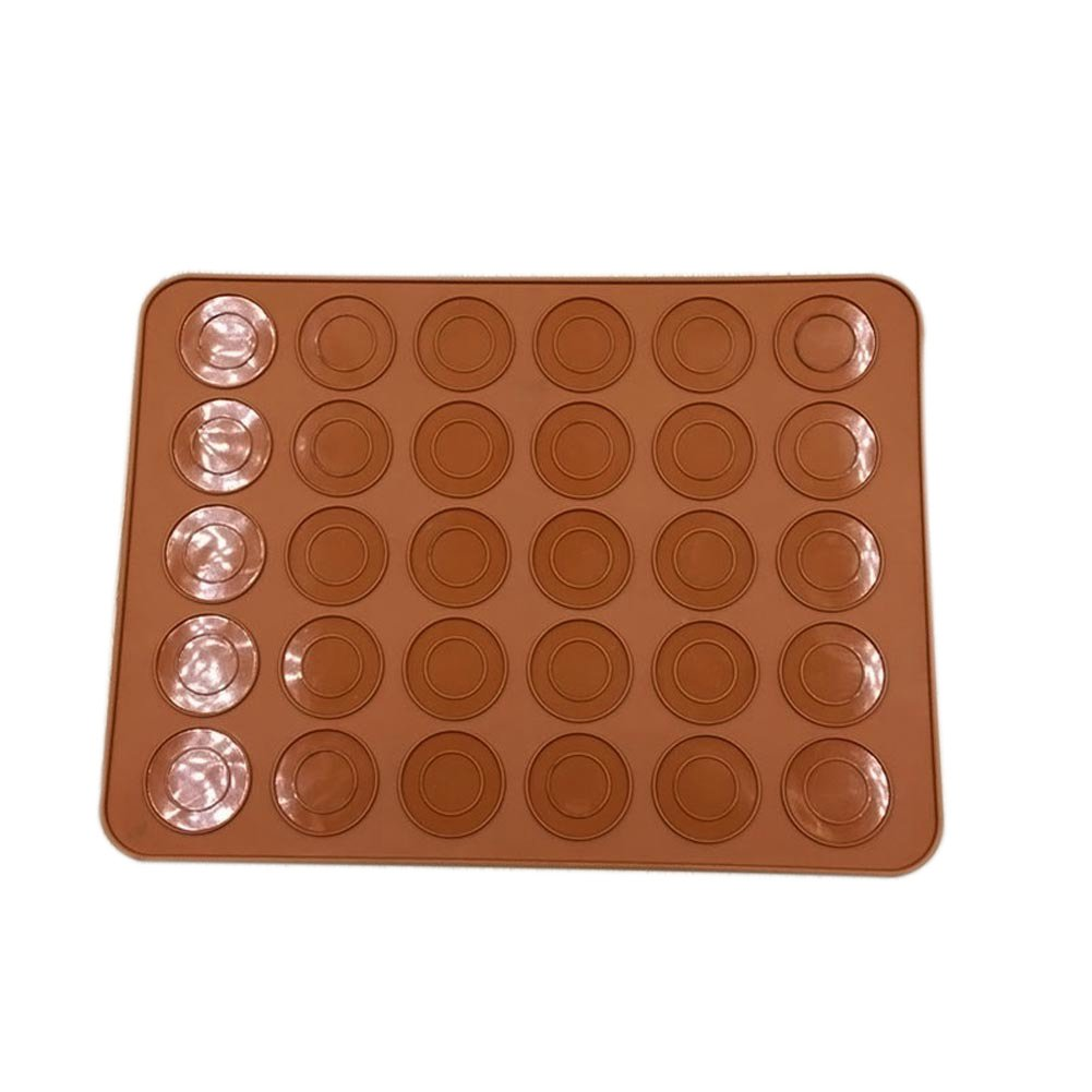 Cutogain Macaron Macaroon Baking Mold Silicone Pot Sheet Mat Nozzles Set Oven DIY Decorative Cake Muffin Pastry Mould
