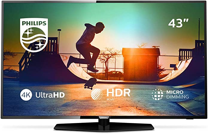 Philips 43PUS6162 - TV: Philips: Amazon.es: Electrónica