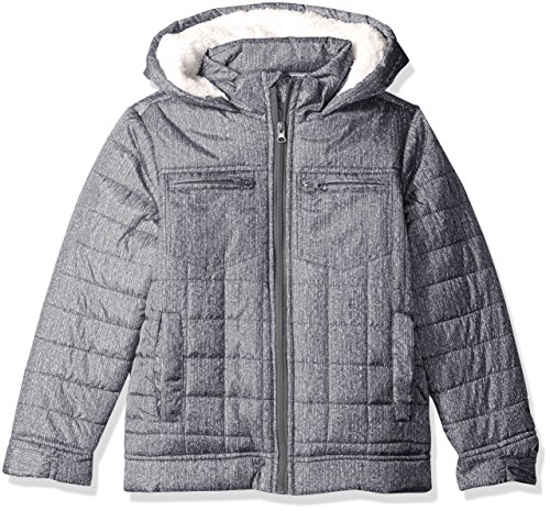 Quilted Boys Jacket - 3