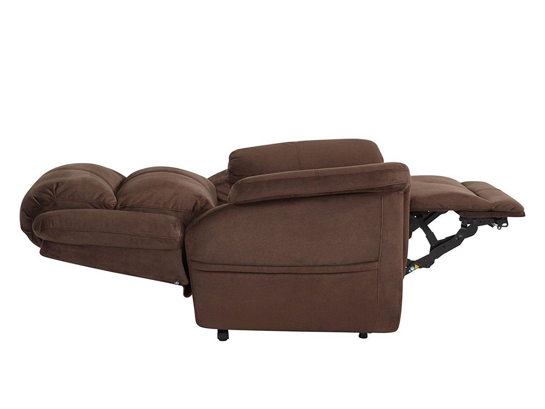 black ip recliner douglas lifestyle serta chair en