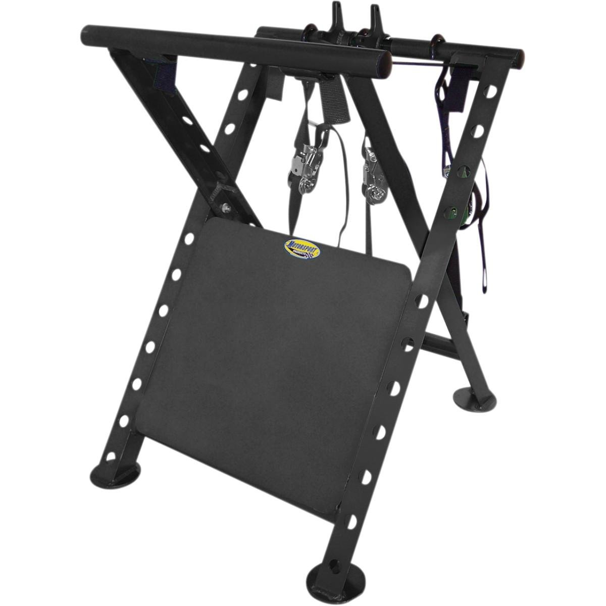 Motorsport Products Pro ATV X-Stand Black 90-2012 by Motorsport Products (Image #1)