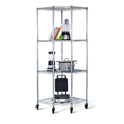 Closet Corner Shelf Amazon Com