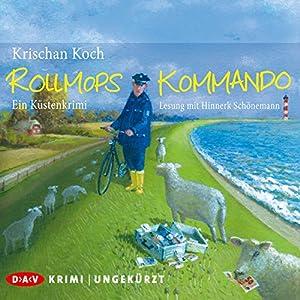 Rollmopskommando Audiobook