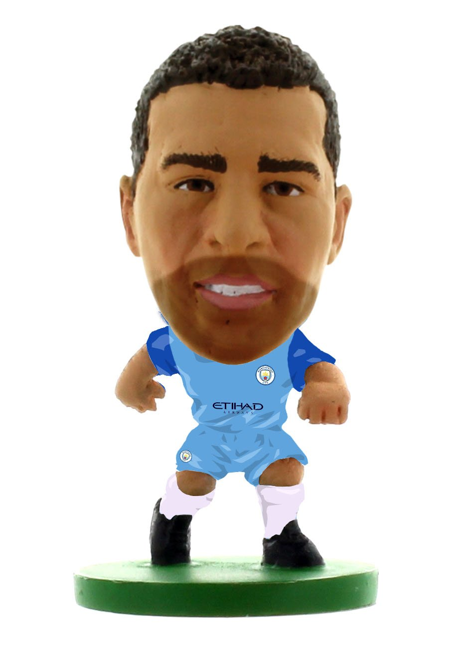 "SoccerStarz SOC1100 ""Man City Ilkay Gundogan 2017 Version"" Home"
