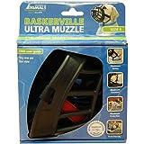 Company of Animals Baskerville Ultra Dog Muzzle, Size 5, Black