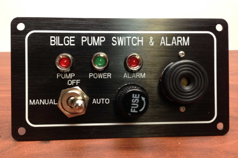 Bilge Alarm Wiring Diagram : High water bilge alarm wiring fj cruir stereo