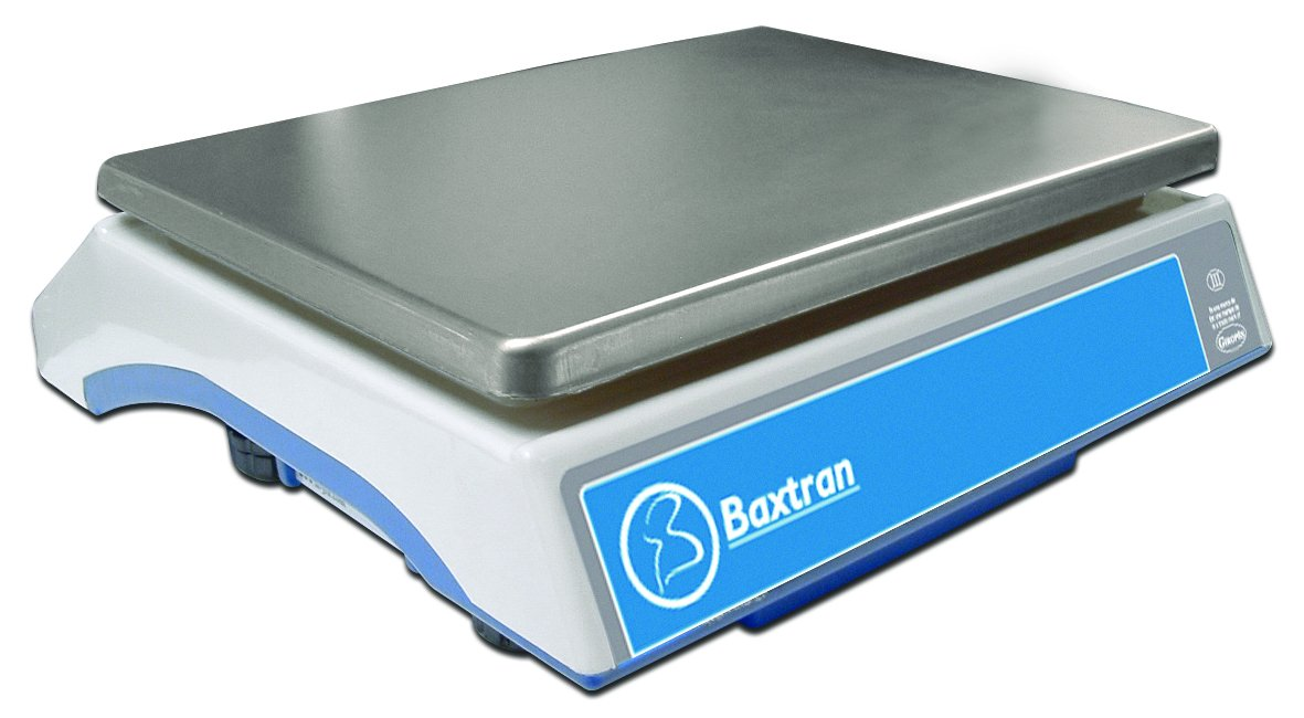 Balanza Digital Industrial Baxtran DSN (30kg x 1g) (29x23cm): Amazon.es: Bricolaje y herramientas