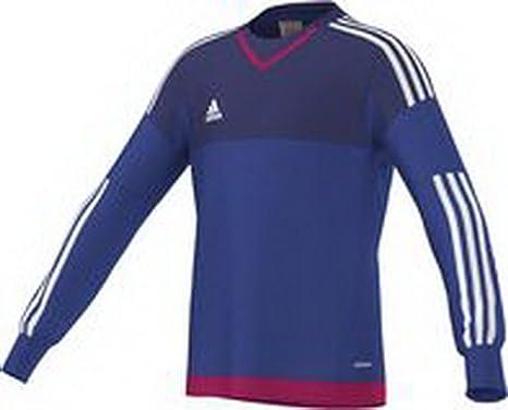 Adidas Top15 - Camiseta de portero infantil, color bold blau/purple, tamaño 128