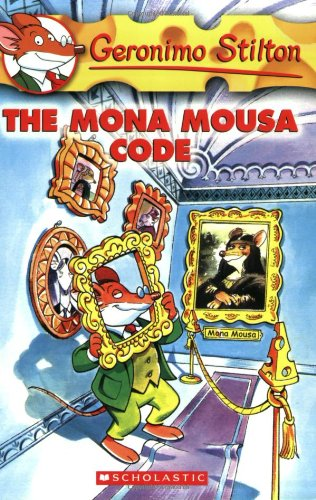 The Mona Mousa Code: 15 (Geronimo Stilton)