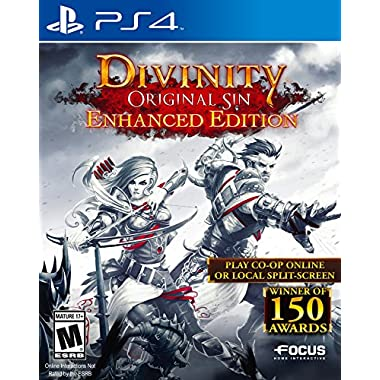 Divinity: Original Sin - Enhanced Edition - PlayStation 4