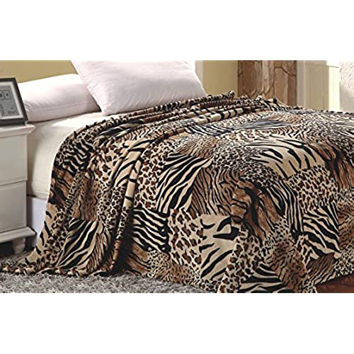 Charmant Animal Print Bedding