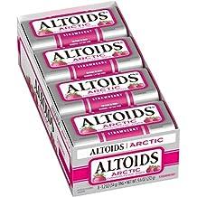Altoids Arctic Strawberry Mints, 1.2 Ounce (8 Packs)
